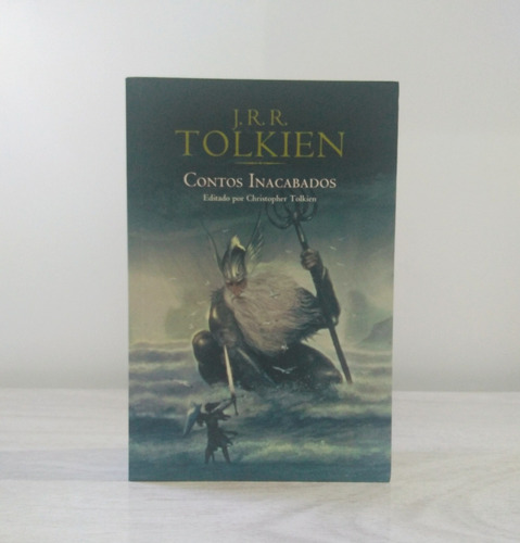 livro contos inacabados