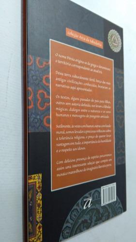 livro contos magicos persas - fernando alves - disx