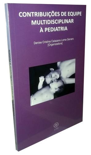 livro contribuições multidisciplinar pediatria