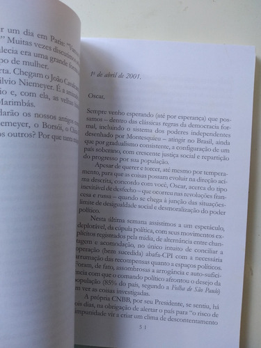 livro - conversa de amigos - oscar niemeyer e sussekind