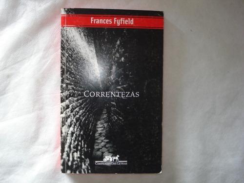 livro - correntezas - frances fyfield