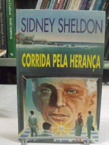 livro corrida pela herança - sidney sheldon