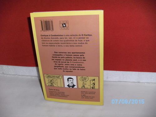 livro cortiços e condomínios c/ficha atividades equipe fj