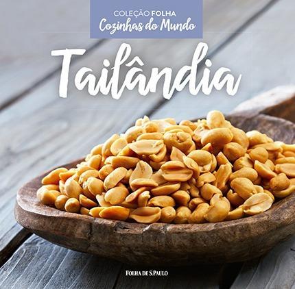 livro cozinhas do mundo - tailândia - coleção folha lacrado