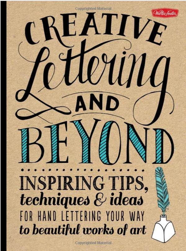 Livro creative lettering and beyond inspiring tips r 11000 em livro creative lettering and beyond inspiring tips r 11000 em mercado livre fandeluxe Images
