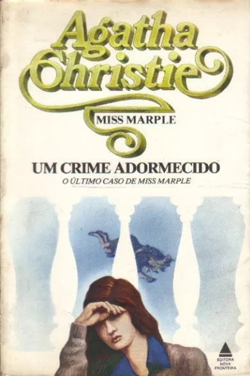 livro um crime adormecido
