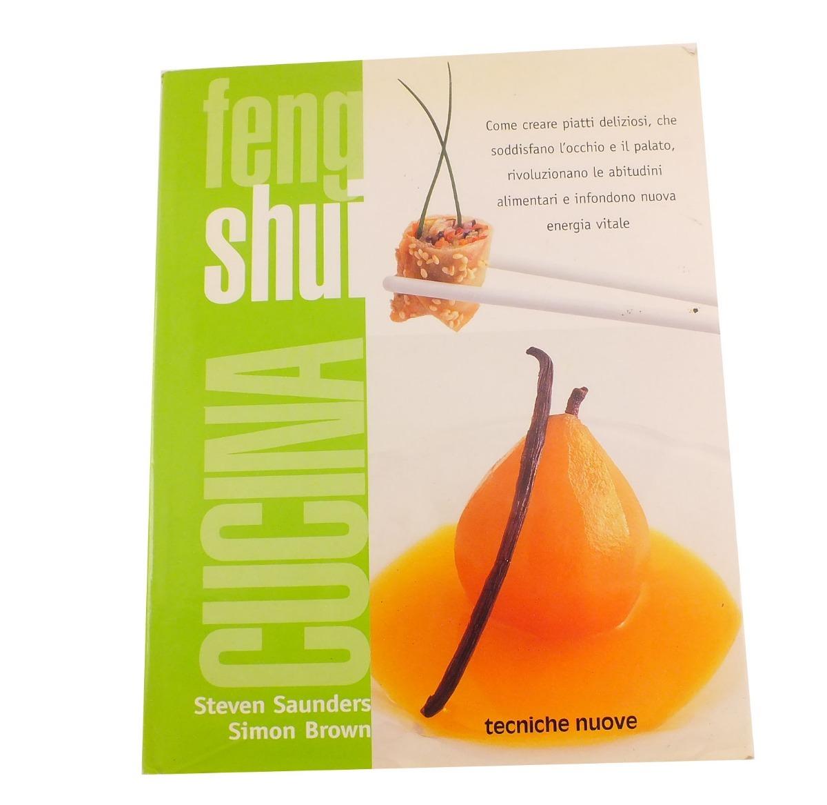 Livro Cucina Feng Shui - Como Criar Pratos Deliciosos B3931