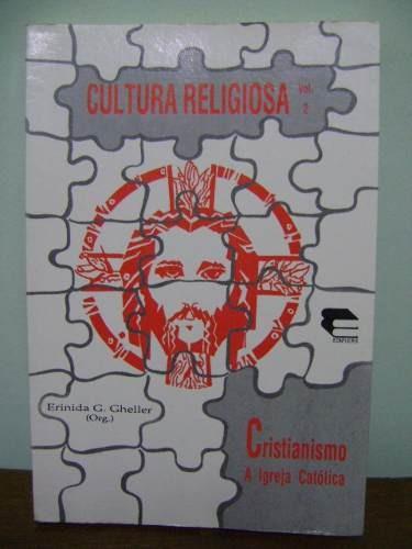 livro cultura religiosa cristianismo igreja católica