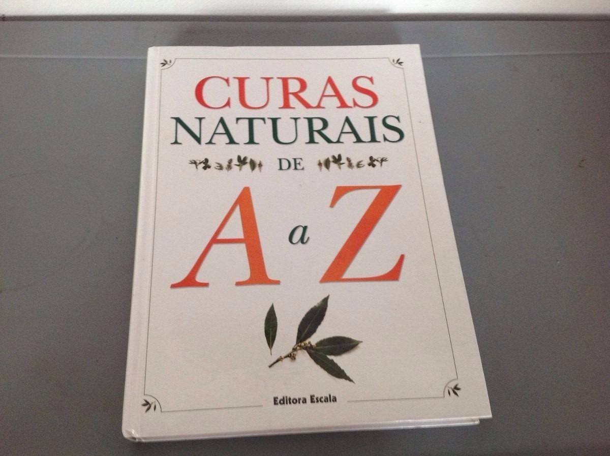 cd63068011eec livro curas naturais de a a z. Carregando zoom.