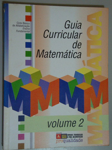 livro curricular de matemática vol. 2 - ensino fundamental