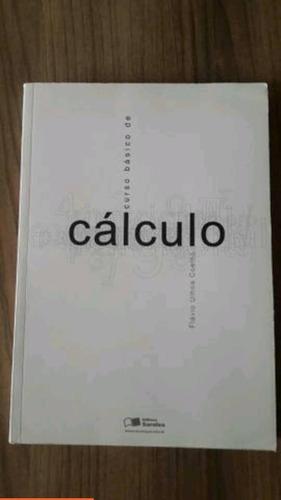 livro curso básico de cálculo