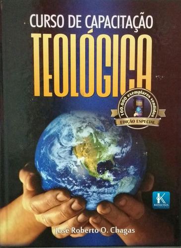 livro curso de capacitação teológica : edição especial.