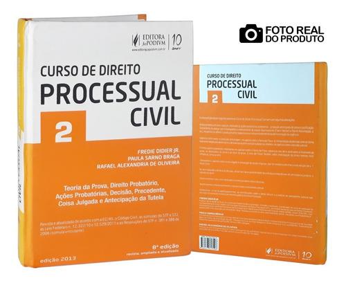 livro curso de direito processual civil fred didier volume 2