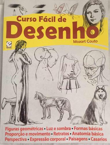 livro curso fácil de desenho