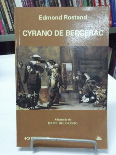 livro cyrano de bergerac - edmond rostand