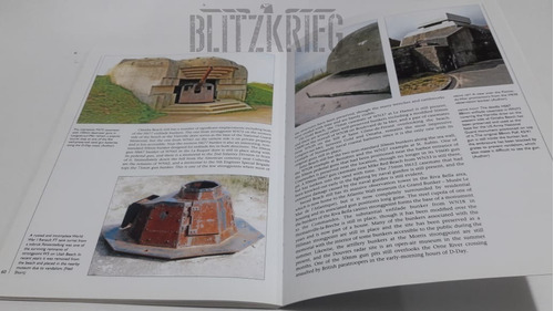 livro d day fortifications in normandy segunda guerra ww2
