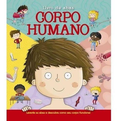 livro de abas corpo humano