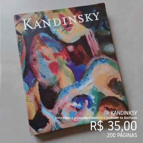 livro de arte kandinsky