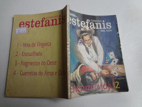 livro de bolso coleção estefanis encruzilhada 2