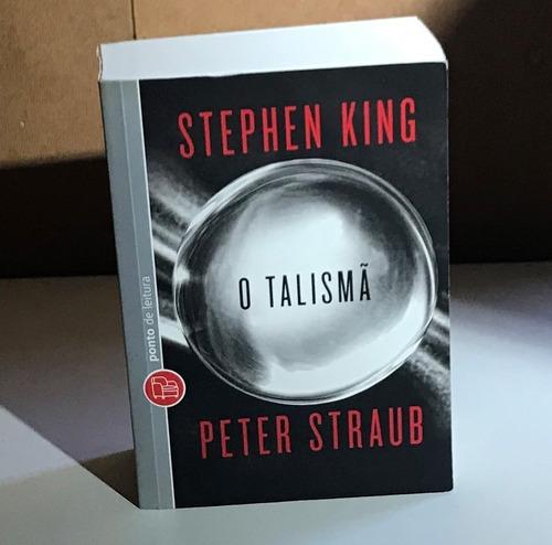 livro de bolso o talismã - stephen king e peter straub
