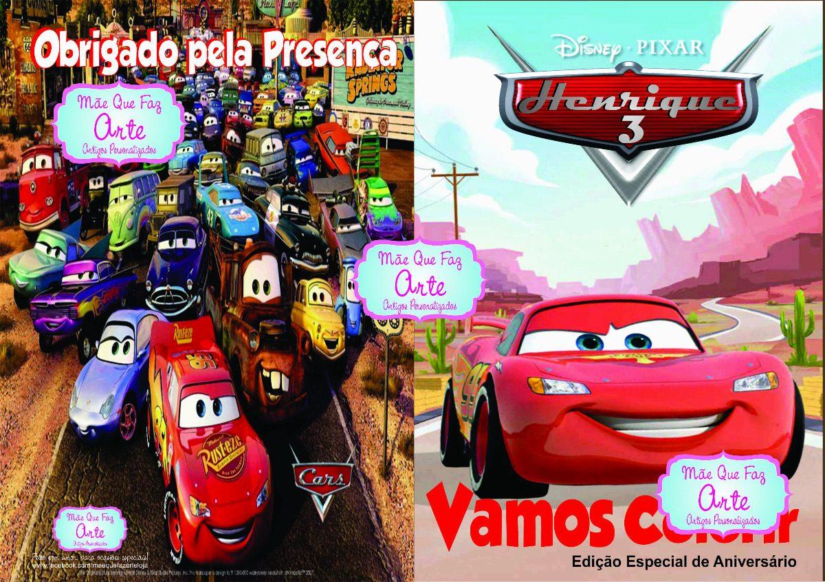 Livro De Colorir Carros R 2 00 Em Mercado Livre