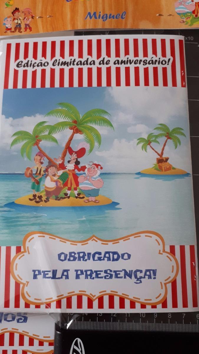 Livro De Colorir Jake E Os Piratas Da Terra Do Nunca R 40 00 Em