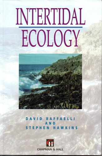 livro de ecologia marinha bêntica