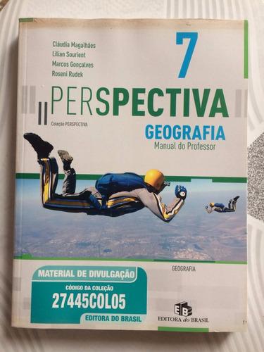 livro de geografia 7º ano perspectiva