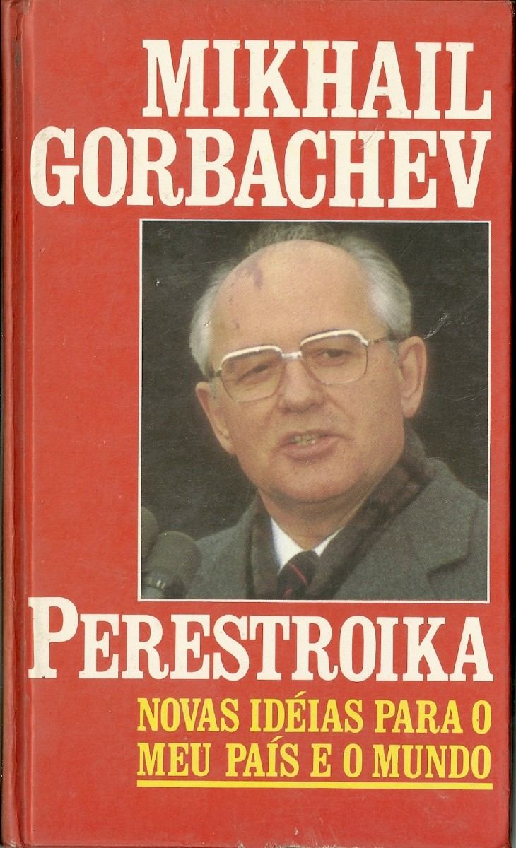 Image result for Mikhail Gorbachev, Perestroika