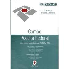 livro de questoes combo receita federal 2014