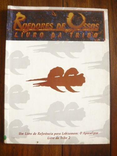 livro de rpg roedores de ossos livro da tribo