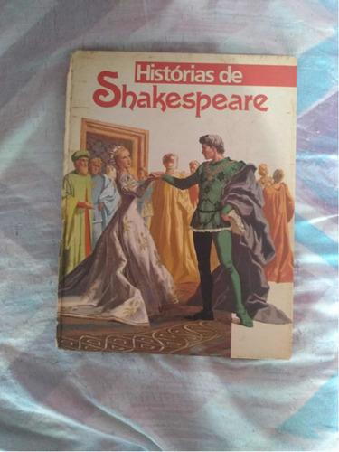 livro de shakespeare
