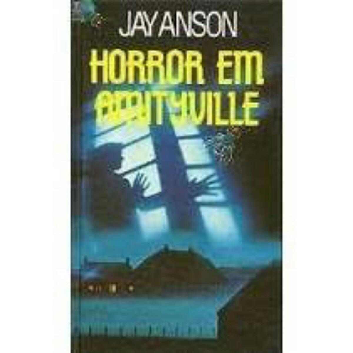 livro horror em amityville