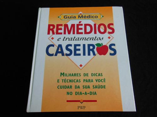 livro de tratamentos caseiros
