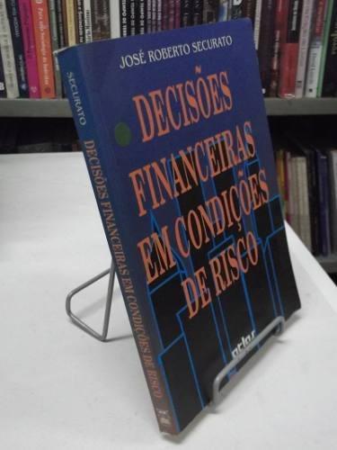 livro - decisões financeiras em condições de risco