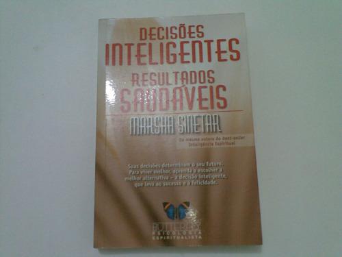 livro  decisoes  inteligentes  -  resultados  saudaveis