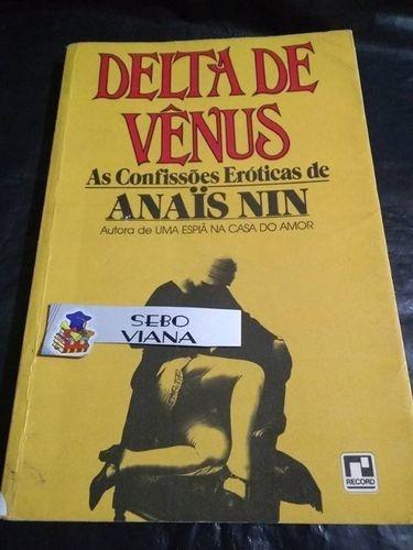 livro delta de vênus anais nin