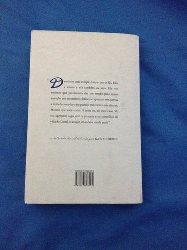 livro demi lovato 365 dias do ano