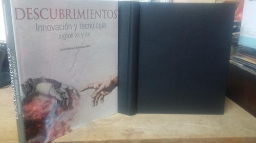 livro descubrimientos innovación y tecnología siglos xx-xxi