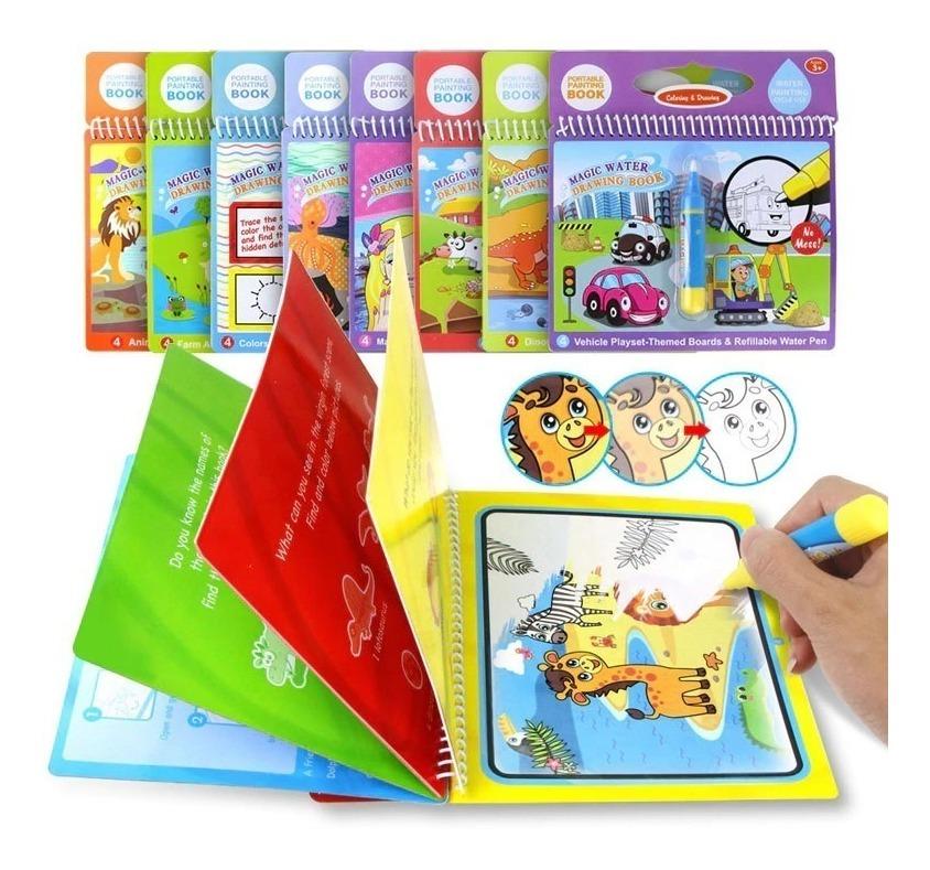 Livro Desenho Pintar Infantil Escolar Educativo R 39 45 Em