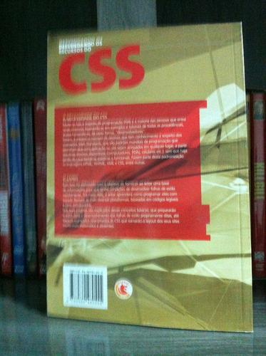 livro desvendando os recursos do css