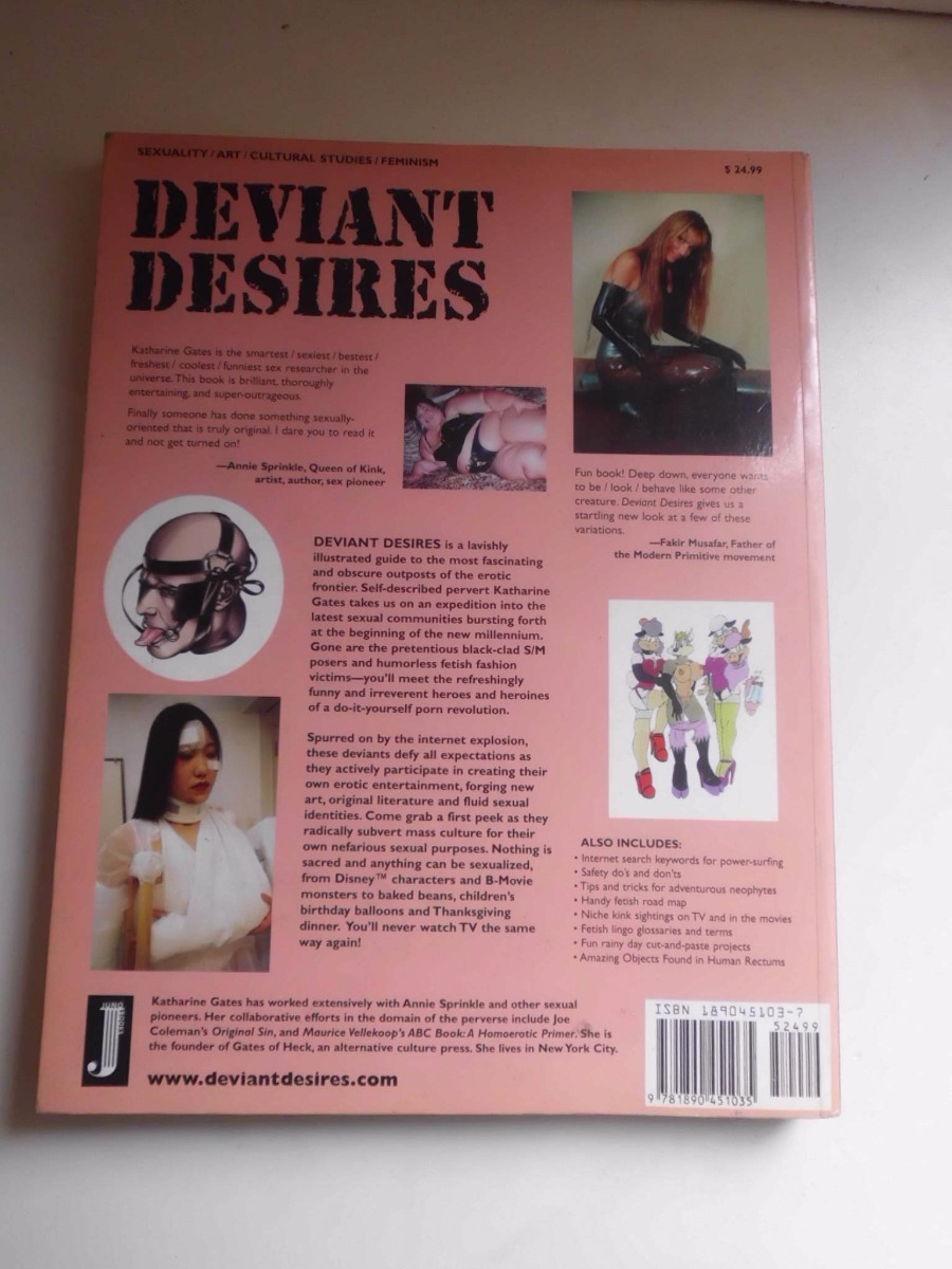 Desire deviant incredibly sex strange