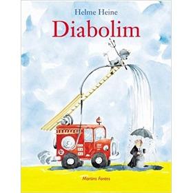 Livro Diabolim - 1ª Edição Helme Heine - Trad
