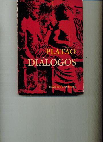 livro diálogos - editora cultrix - 219 paginas