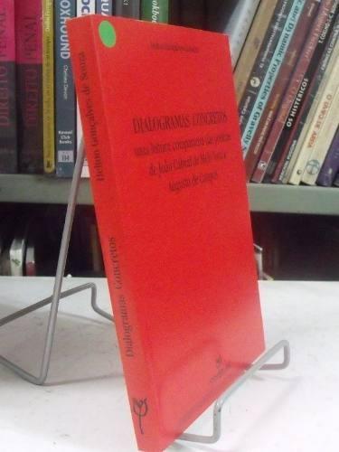 livro - dialogramas concretos - helton gonçalves de souza