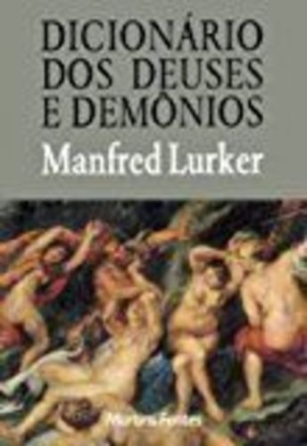 livro dicionário dos deuses e demônios manfred lurker
