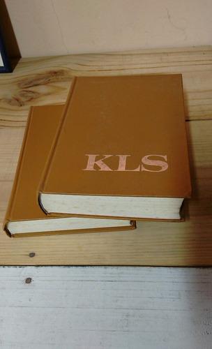 livro-dicionário enciclopédico koogan, larousse, seleções 2v