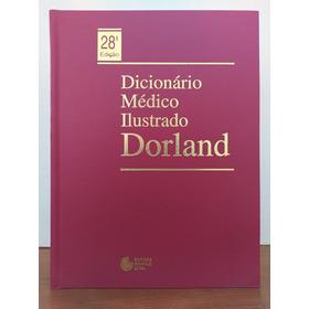 Livro Dicionário Médico Ilustrado Dorland