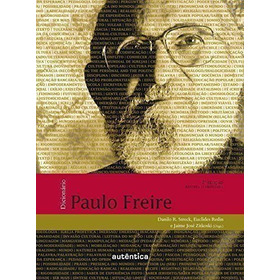 Livro Dicionario Paulo Freire Danilo Streck