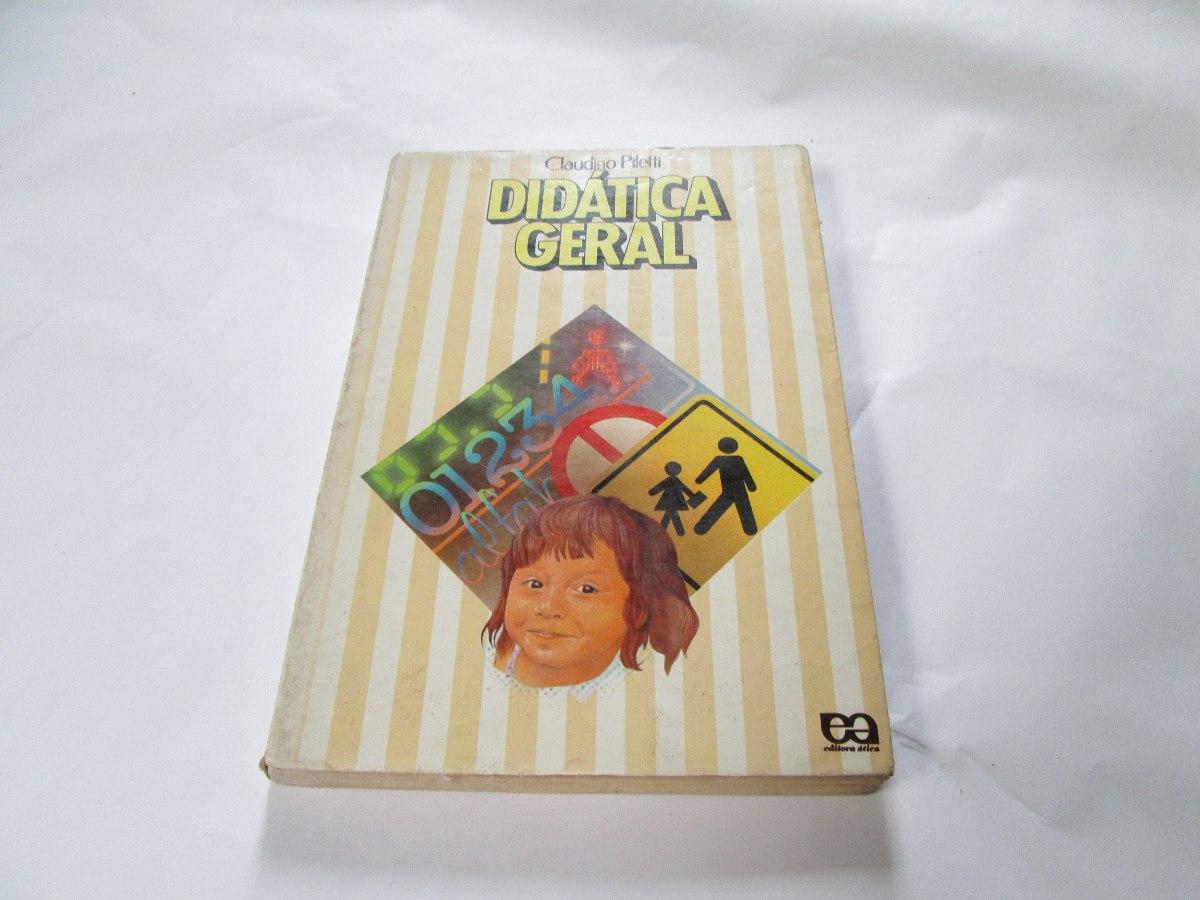 livro didatica geral claudino piletti